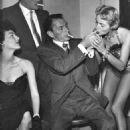 Frank Sinatra and Ava Gardner - 454 x 518