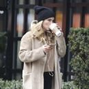 Claire Holt – Out in Vancouver, Canada 3/11/ 2017 - 454 x 619