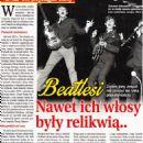 The Beatles - Retro Magazine Pictorial [Poland] (April 2015) - 454 x 641