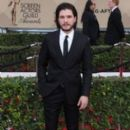 Kit Harington- January 30, 2016- 22nd Screen Actors Guild Awards