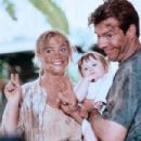 Dennis Quaid and Kathleen Turner
