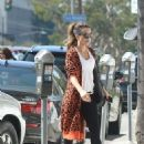 Kate Beckinsale – Spotted out in Los Angeles