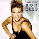 Samantha Fox 2000 Calendar