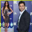 John Stamos and Lea Michele - 300 x 300