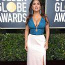 Salma Hayek – 77th Annual Golden Globe Awards in Beverly Hills