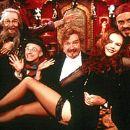 John Leguizamo, Garry McDonald, Matthew Whittet, Jim Broadbent, Nicole Kidman and Jacek Koman in 20th Century Fox's Moulin Rouge - 2001 - 400 x 192