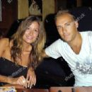 Calum Best and Rebecca Loos
