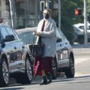 Mandy Moore – Seen at a acupuncture clinic in Los Angeles - 454 x 303