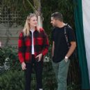 Sophie Turner and Joe Jonas – Out in Beverly Hills