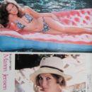 Maren Jensen - Screen Magazine Pictorial [Japan] (September 1981) - 454 x 717