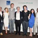 Robert Pattinson & Crew at Cosmopolis Photocall June 4, 2012 - 454 x 311