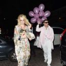 Poppy Delevingne – LAYLOW Halloween Party in London - 454 x 607