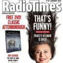 Tracy Ullman - Radio Times Magazine Cover [United Kingdom] (9 January 2016)