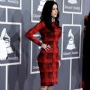 Kat Von D at the 2013 Grammy Awards - 392 x 594