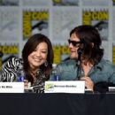 Norman Reedus-July 11, 2015-TV Guide Magazine: Fan Favorites at Comic-Con International 2015 - 454 x 337