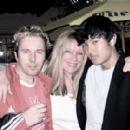 Damian, Catherine and grandson John