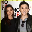 Mitchel Musso and Gina Mantegna