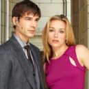 Piper Perabo and Christopher Gorham