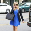 Reese Witherspoon: out and about in Los Angeles