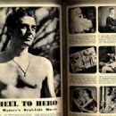 Victor Mature - Screen Guide Magazine Pictorial [United States] (February 1944)