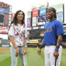 Rima Fakih Visits Citi Field In NYC, 27 May 2010