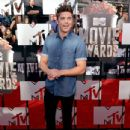 Zac Efron: 2014 MTV Movie Awards - Arrivals