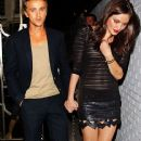 Tom Felton and Phoebe Tonkin