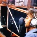 Imagine Session:  Klaus, John Lennon, Nicky Hopkins (piano);  Ascot UK,  1970.