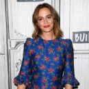 Leighton Meester – Visit AOL Build Series in NYC - 454 x 681