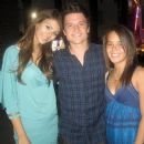Victoria Justice and Josh Hutcherson