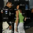 Juan Montoya and Connie Fraydell - 300 x 450