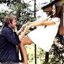 Jon Voight and Marcheline Bertrand