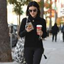 Lucy Hale – Shopping in Los Angeles December 9, 2016 - 454 x 758