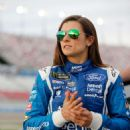 Danica Patrick at Monster Energy Sascar Cup Series Kobalt 400 Qualifying in Las Vegas - 454 x 681