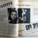 Gene Tierney - Modern Screen Magazine Pictorial [United States] (March 1941) - 454 x 340