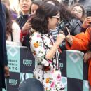 Constance Wu – Arrives at AOL Build Series in NYC - 454 x 563