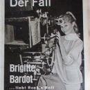 Brigitte Bardot - Funk und Film Magazine Pictorial [Austria] (16 March 1957) - 454 x 865