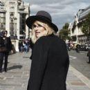 Emmanuelle Seigner - The Edit Magazine Pictorial [United Kingdom] (7 November 2013) - 454 x 621