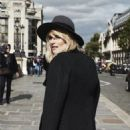 Emmanuelle Seigner - The Edit Magazine Pictorial [United Kingdom] (7 November 2013)