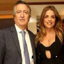 Jorge Vergara (businessman) and Rossana Lerdo de Tejada - 454 x 227