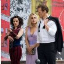The Spy Who Dumped Me - Kate McKinnon, Mila Kunis and Sam Heughan (2018) - 374 x 393