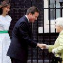 David Cameron and Samantha Cameron - 454 x 330