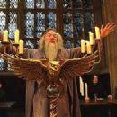 Michael Gambon as Albus Dumbledore in Warner Bros. Pictures' 'Harry Potter and the Prisoner of Azkaban.'