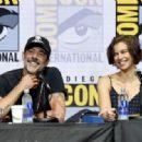 Jeffrey Dean Morgan- July 21, 2017- Comic-Con International 2017 - AMC's 'Fear The Walking Dead' Panel - 454 x 318