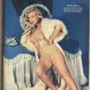 Marilyn Monroe - Movieland Magazine Pictorial [United States] (February 1953) - 454 x 635