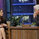 "Rachel Weisz at ""The Tonight Show with Jay Leno"" (July 19)"