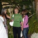 Britney Spears Heads To The Studio With Her Mom, 2008-08-20