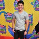 Billy Unger: Nickelodeon's 27th Annual Kids' Choice Awards - Red Carpet