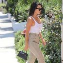 Kourtney Kardashian – Steps out in Beverly Hills