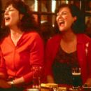 Anjelica Huston and Marion O'Dwyer in USA Films' Agnes Browne - 2000